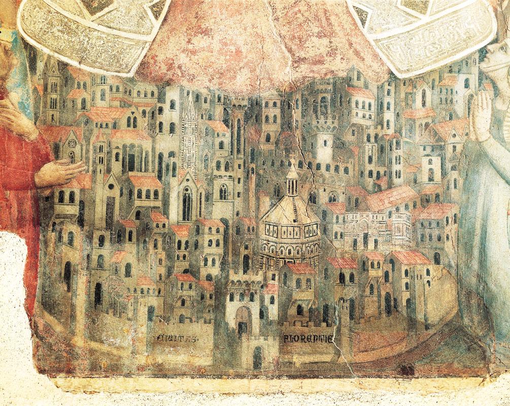 Civitas Florentie, Madonna della misericordia