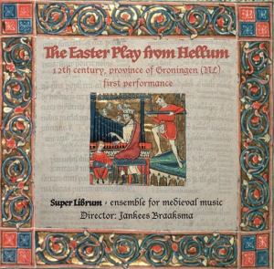 The easter play from Hellum