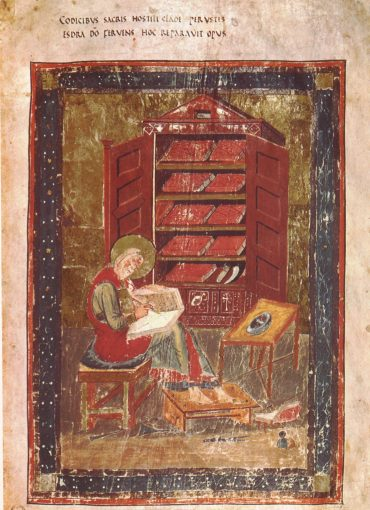 Bible organ